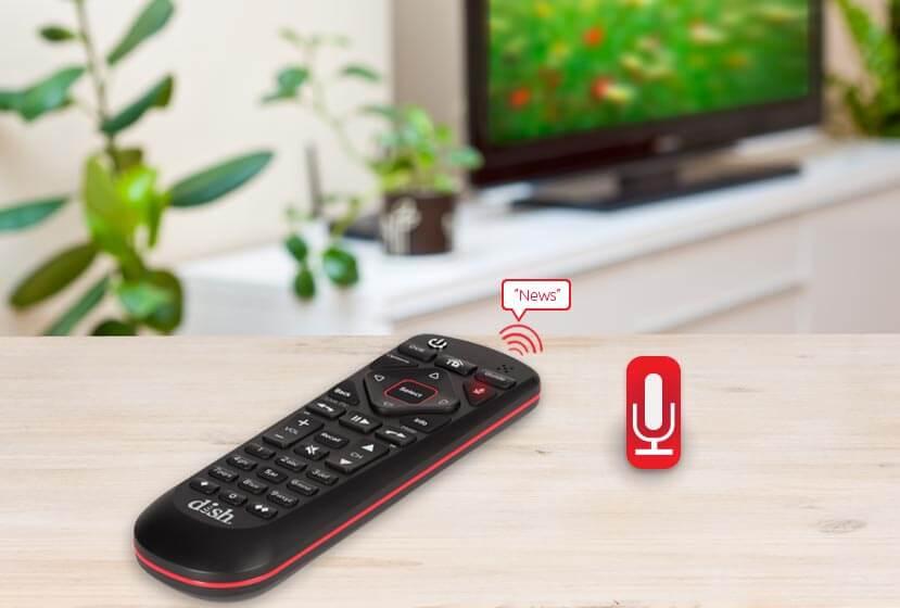 dish remote